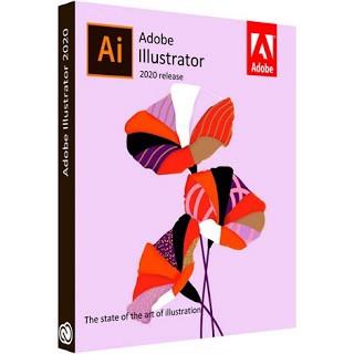 Adobe Illustrator CC 2020 with Crack & License Key