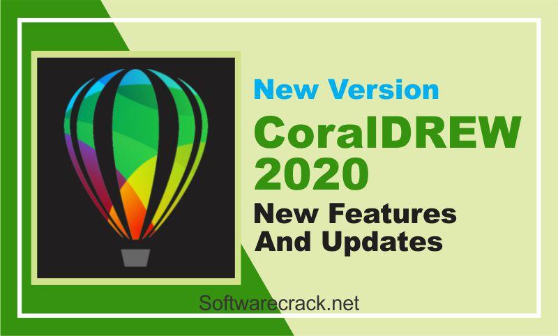 CorelDRAW Graphics Suite 2020 v22.0.0.412 Crack Software Download