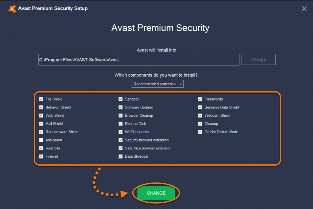 Avast Premier 20.5.5410 Activation Key + Crack Free Download 2020