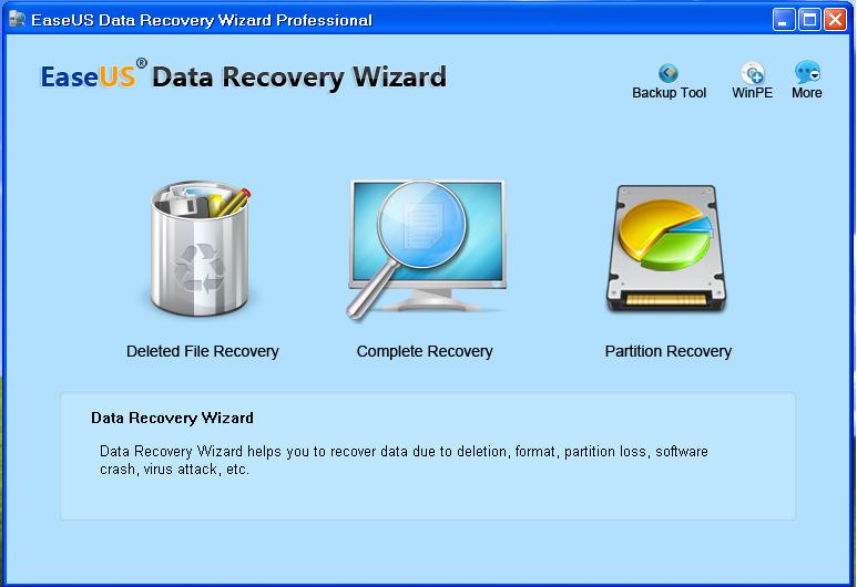 EaseUS Data Recovery Crack Free 2020