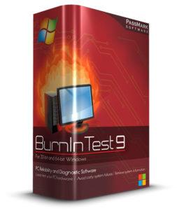 PassMark BurnInTest Pro Crack 9.2 + License Key Free Download {Update}