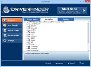 DriverFinder Crack 3.8.2 + License Key Free Download [Latest]