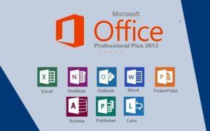 Microsoft Office Professional Plus 2013 Product Key + Crack Free